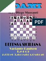 Edami No.76 - Defensa Siciliana. Variante Paulsen(2).pdf