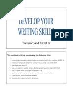 writing skills e2