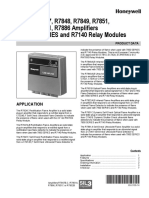 Honeywell R78 amplificadore.pdf