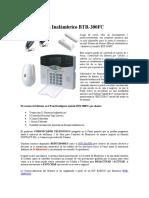 Kit de Alarma Inalámbrico BTR