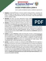 COMUNICADO Nº8 - HORARIO DE CLASES 1RO SECUNDARIA (1).pdf