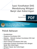 Materi 1 - Final Irfan Evaluasi DAS untuk Banjir & Kekeringan