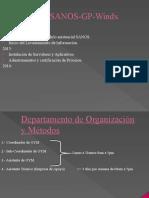 Departamento de Organización y Métodos