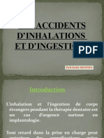 4-Les Accidents d_inhalations et d_ingestions Dr kara mostefa