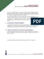 Manual Pilot Gestión del Aprovisionamiento Nº2