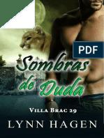 142 Lynn Hagen - Serie Villa Brac 29 - Sombras De Duda