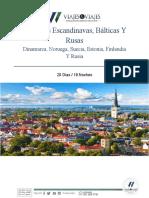 Leyendas Escandinavas, B†lticas y Rusas