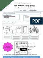 Guía 2 -quinto