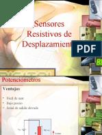 Clase II - Sensores Resistivos de Desplazamiento