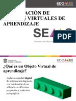Objetos Virtuales de Aprendizaje 1