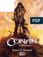 Conan, O Barbaro - Livro 2 - Robert E. Howard