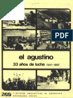 Historia de El Agustino