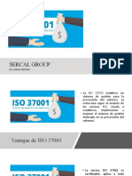 ISO 37001 RESUMEN GLOBAL