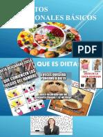 Conceptos Nutricionales Básicos