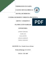 PLANIFICACIÓN FAMILIAR - GRUPO 9 - SUBGRUPO 5.doc