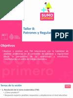 Taller 8 Patrones y Regularidades modalidad virtual 05 05 2020 (1).pptx