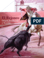 EL REJONEO ORIGEN, EVOLUCION Y NORMAL.pdf