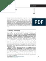 2014. Christensen et al. Forensic Anthropology (Capitulo 1)