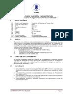 IA-801 - Desarrollo de Sistemas en Tiempo Real