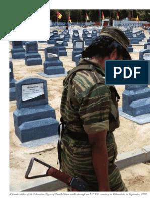 Death Of The Tiger Sri Lanka Violence