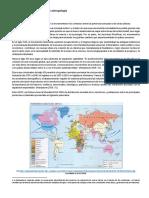 04 ONDELJ Ficha de cátedra. Colonialismo Descolonización Antropología