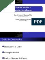 Automatización 3 presentación 1