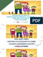 ESCUELA DE PADRES 2020