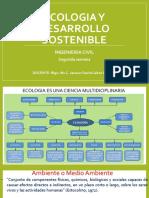 ecologia y desarrollo sostenible