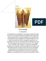 20 Le secrets des anges & archanges