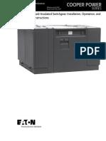 most-fluid-filled-switchgear-instructions-mn285014en