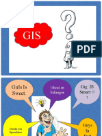 Week 1 Introduction to GIS