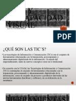 Tic's y discapacidad visual.pptx