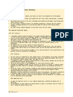 GEED 10013 Activity 2 - Historical & Future Outline