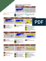 calendario 2009-2010