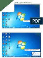 Configurando o Speedy no Windows 7