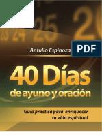 40-dias-de-ayuno-y-oracion