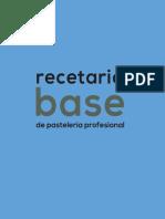 Recetario base de pasteleria profesional.pdf