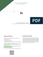 Manual Fimi X8 SE PT-BR