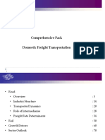 Comprehensive Pack_Domestic Freight Transportation