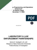 FBI Egypt Bio Wmd 2008