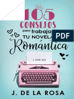 105 consejos para trabajar tu novela romantica- Jose de la Rosa.pdf