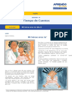 20 SEMANA INGLES PRE A1 RECURSO traducido