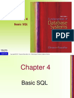 Database Ch # 04