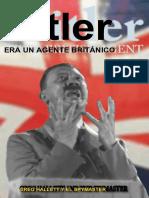 Hitler era un agente británico por Greg Hallet (completo español 2020)
