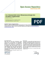 ssoar-2006-koenen-zur_abwesenheit_einer_wissenssoziologie_der