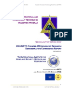 Nato Counter Ied Report 2006