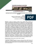 História Militar no Brasil - um estudo