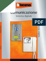 Guida al sistema videocitofonico digitale - Professionisti BTicino.pdf