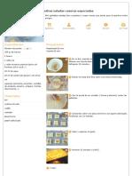 Galletitas saladas caseras especiadas, Receta Petitchef - Imprimir