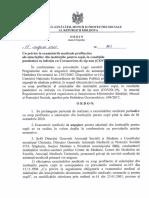 Ordin 763 Din 18.08.2020 Control Medical Inst Copii